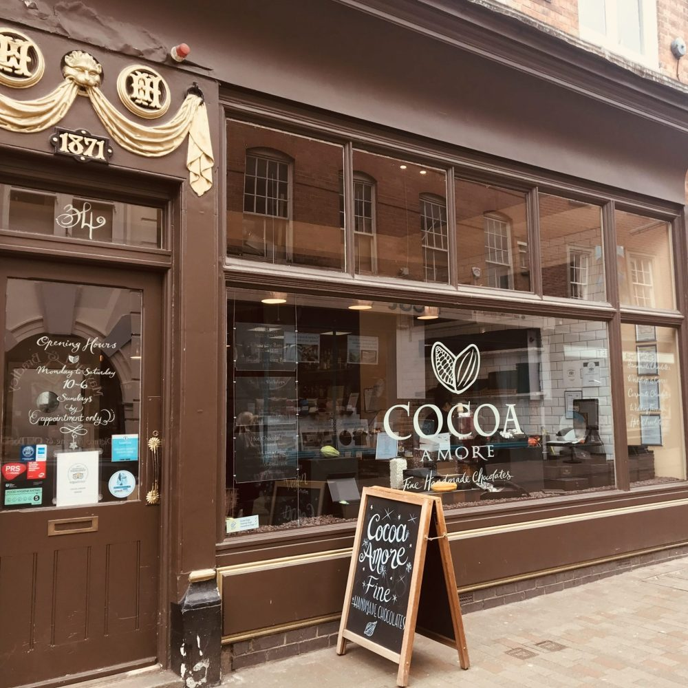 Cocoa Amore leicester