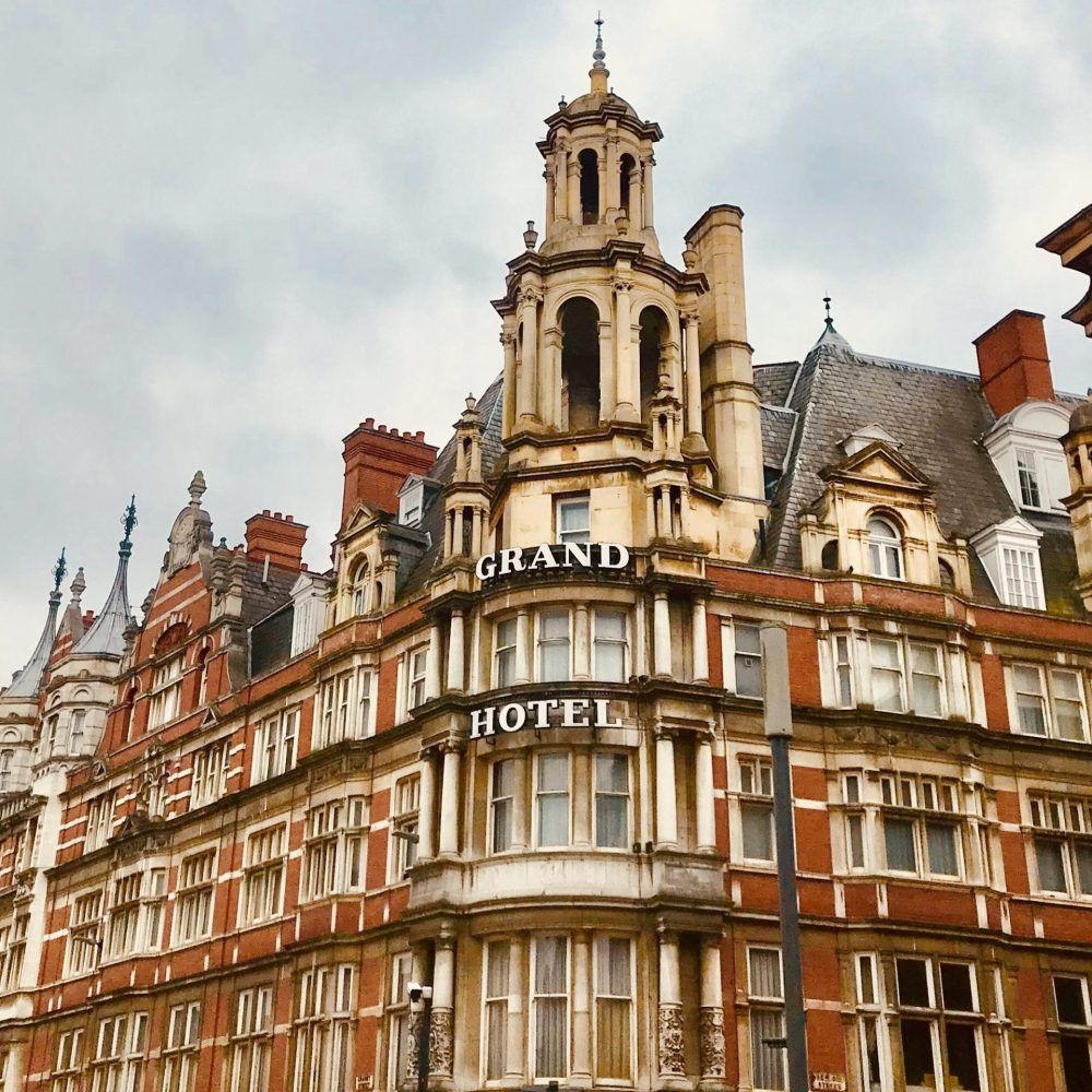 Grand Hotel leicester