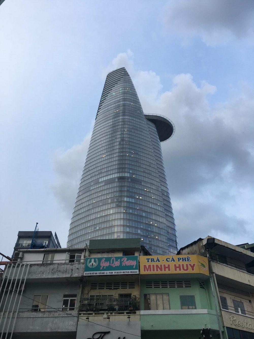 Bitexco Building, HCMC