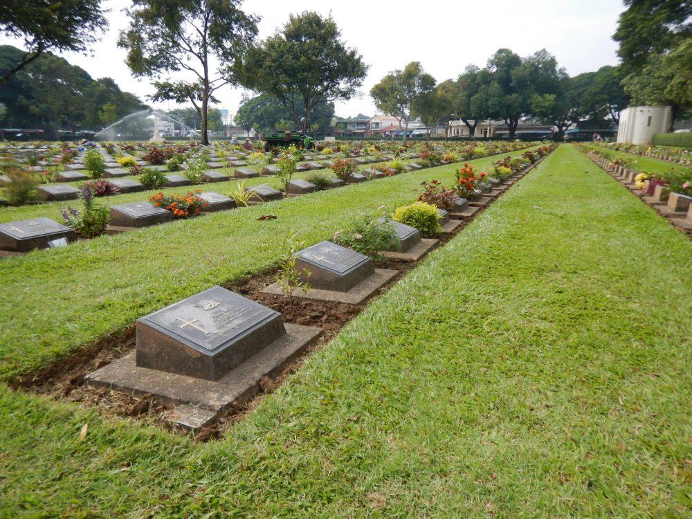 Kanchanaburi Gravestones