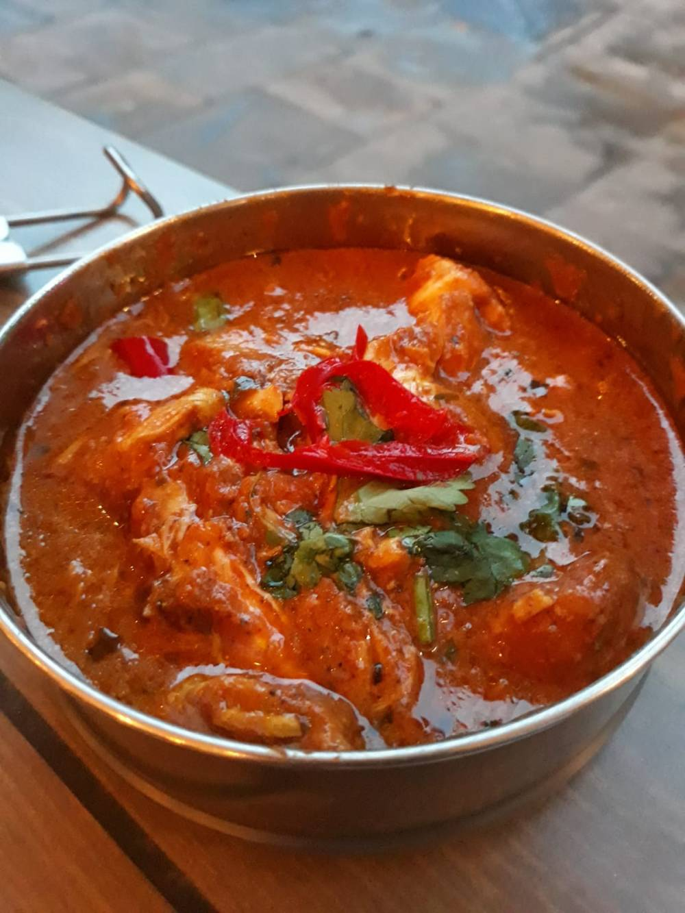 Mother Butter Chicken