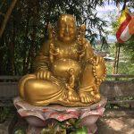 Buddha at Marble Mountain