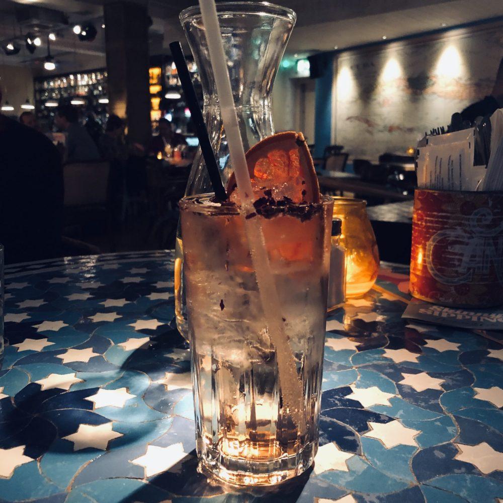 Rev De Cuba Cocktails