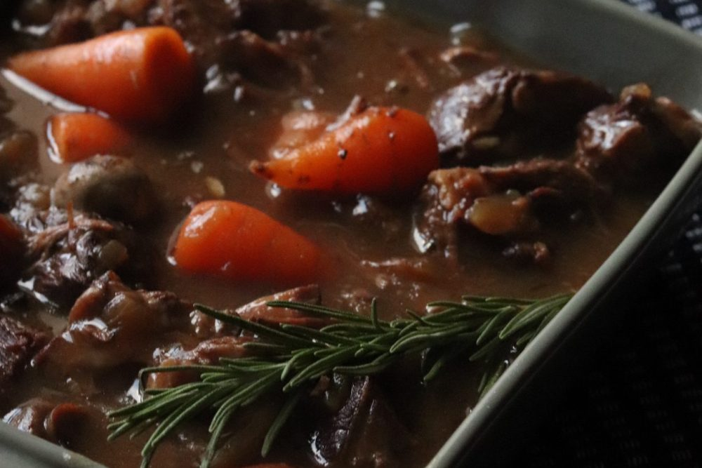 Fantastic beer stew