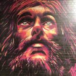 Birmingham Digbeth Graffiti Art – by Annatomix under the arches