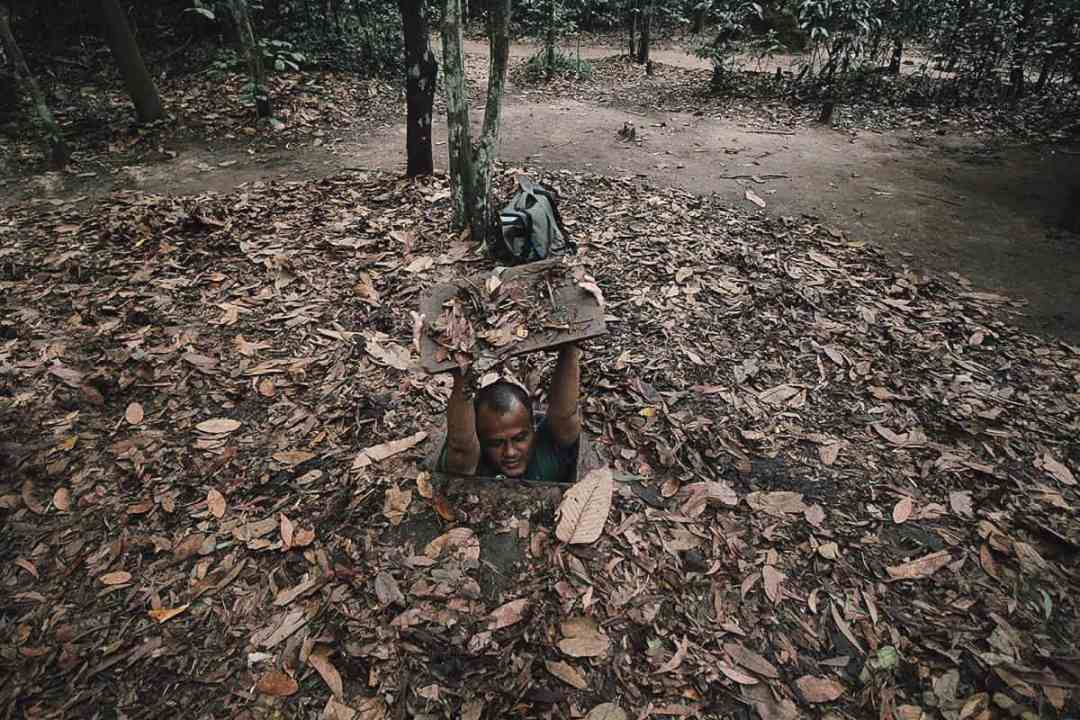 Cu Chi Tunnels: Crawling through Two Decades of War in Ho Chi Minh ...