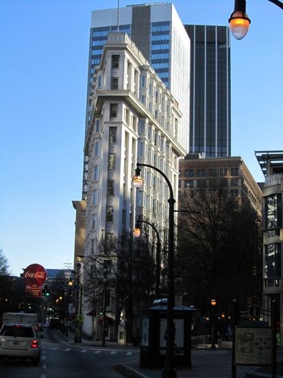 Atlanta Georgia Sightseeing Attractions