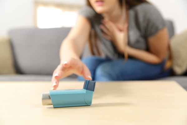 Living with asthma and COPD
