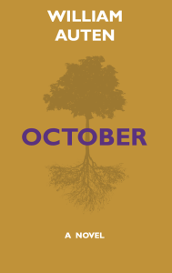 October cover novel by William Auten