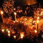 An altar to the dead