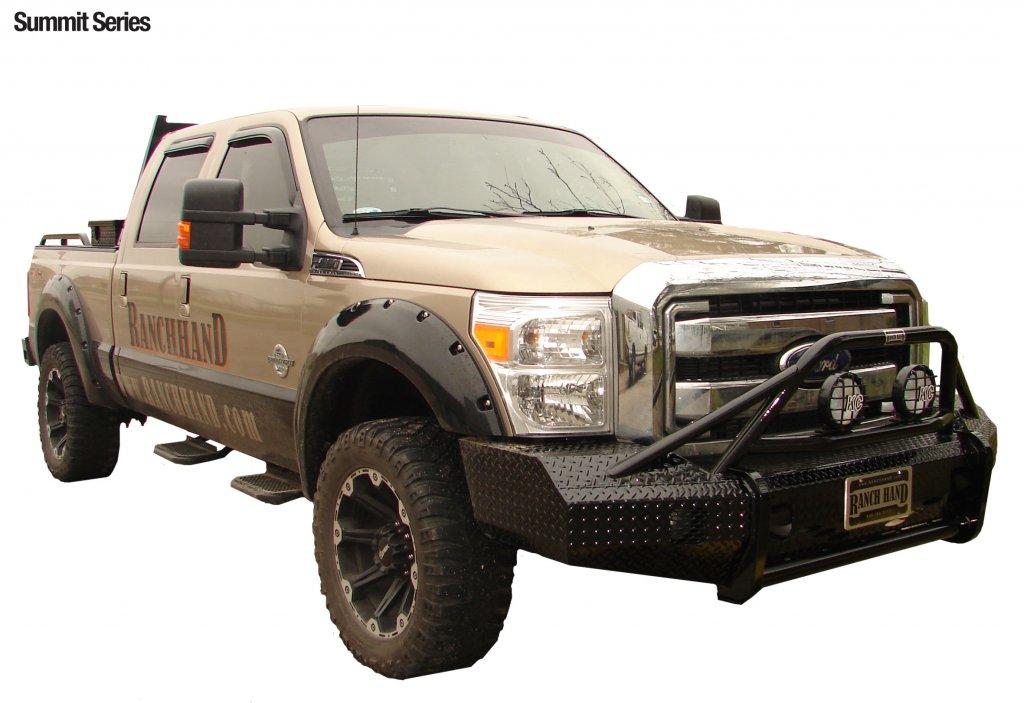 Bull Nose Catlin Truck Accessories