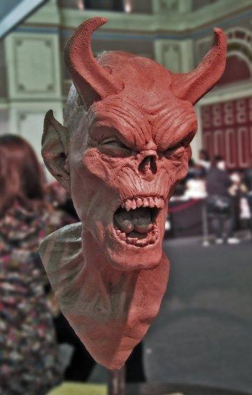 skinny_demon_sculpt_by_leejoyner-d6nrm8x