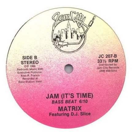 MATRIX - JAM (IT'S TIME) B