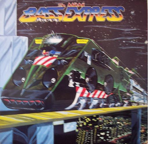 Maggotron Crushing Crew -  the miami bass express a