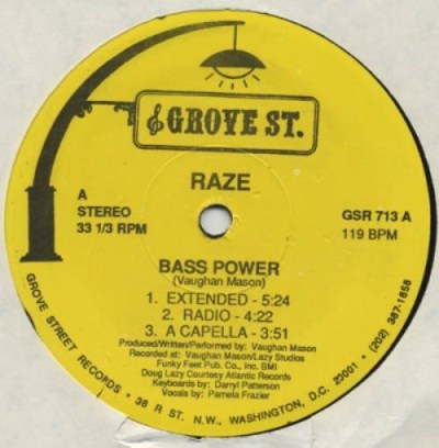Raze - Bass Power
