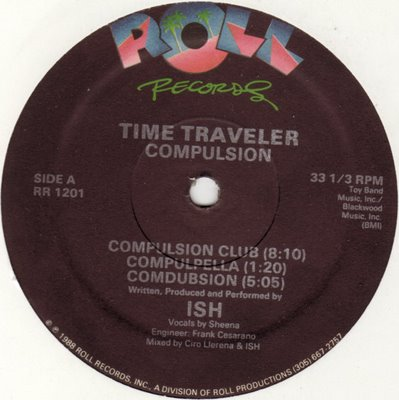 Time Traveler - Compulsion