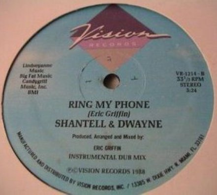 Shantell & Dwayne - Ring My Phone