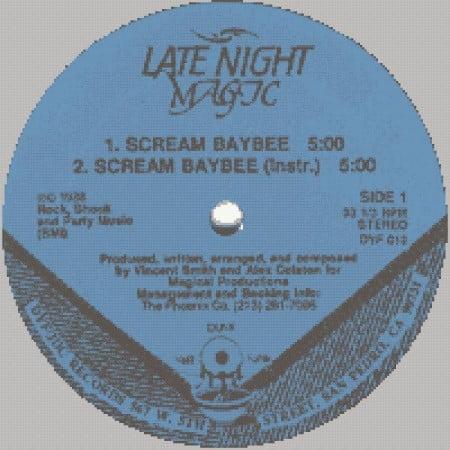 1- Late Night Magic - Scream Baybee & Lost In Bass