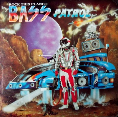 Bass Patrol – Rock This Planet capa