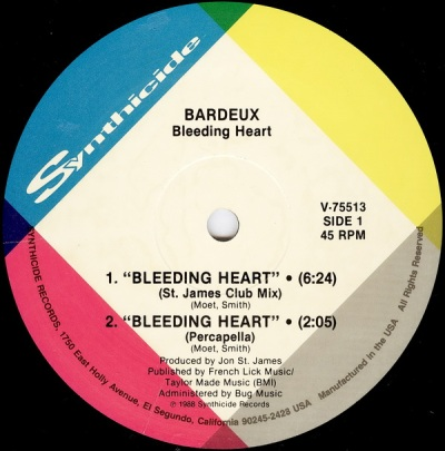 Bardeux - Bleeding Heart