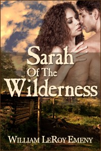 Sarah of the Wilderness Cover