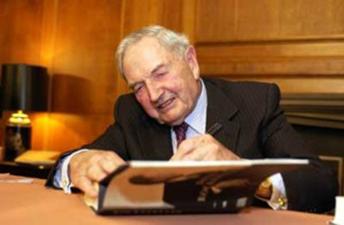 D. Rockefeller's Gruesome Legacy