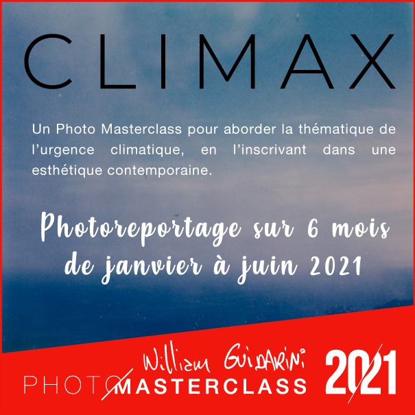 Photo Masterclass avec William Guidarini