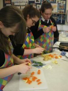 Chef demo students 2