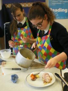 Chef demo students 6