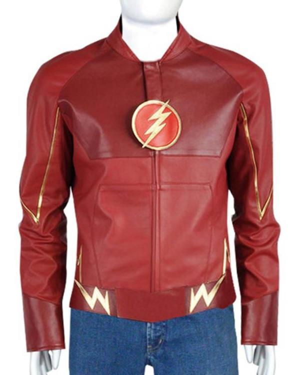 Flash Barry Allen Jacket