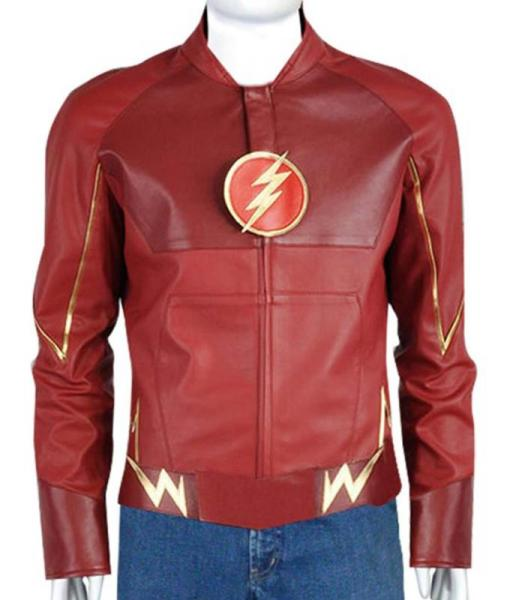 Flash Barry Allen Jacket