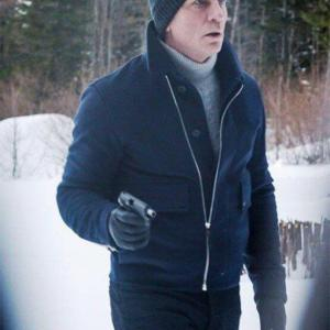 Spectre James Bond Lake Blue Jacket
