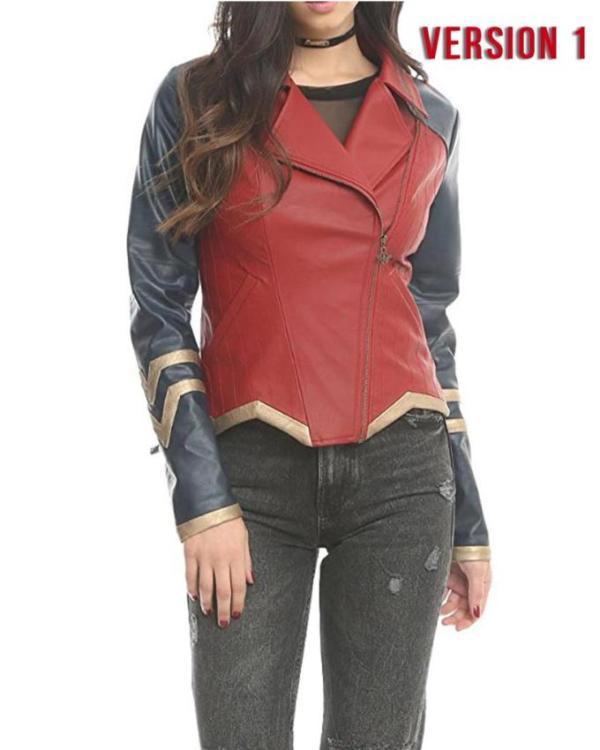 Wonder Woman Her Universe Jacket