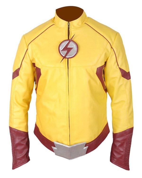 Kid Flash Wally West Jacket