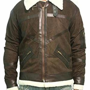 50 Cent Shearling Jacket