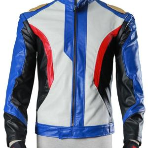 Soldier 76 Motorcycle Jacket