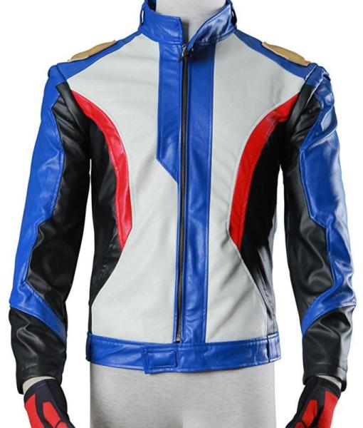Soldier 76 Motorcycle Jacket