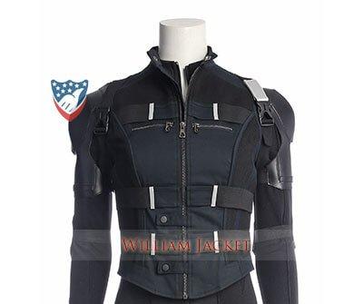 Black Widow Infinity War Vest 2018 Main William Jacket (1)