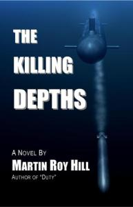 The Killing Depths Cover Martin Roy Hill