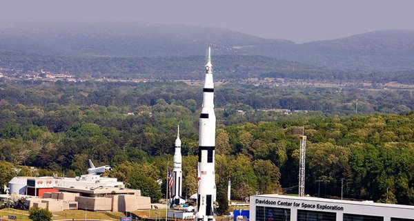 Huntsville Alabama and The US Space and Rocket Center