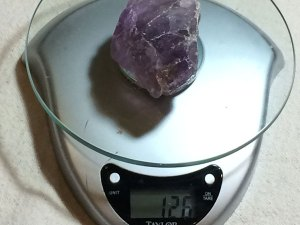 Collection 630 Carat Amethyst