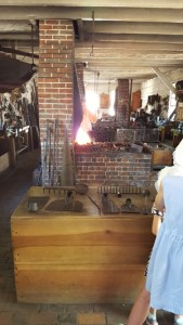 Craftsmanship Blacksmith-Furnace-at-Colonial-Williamsburg