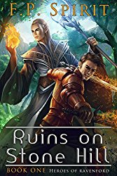 Ruins on Stone Hill Cover