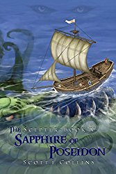 The Sapphire of Poseidon Cover