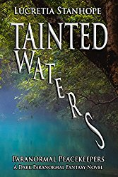 Tainted Waters Cover