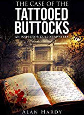 The Case of the Tattooed Buttocks Cover