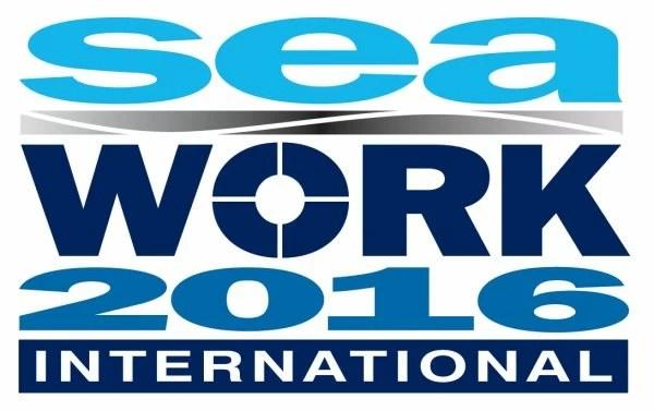 Seawork 2016 Logo
