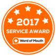 Mechanic customer service award word of mouth