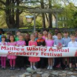 Matthew Whaley Strawberry Festival, May 10, 2019
