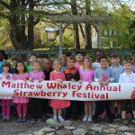 Matthew Whaley Strawberry Festival, May 10, 2019